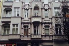 Außenfassdade-Silbersteinstraße